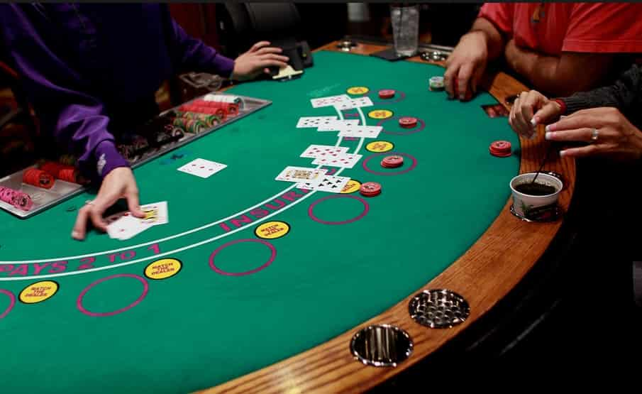 compter cartes blackjack